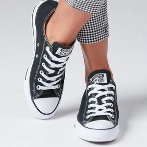 Converse All Star Black Low Top Sneaker
